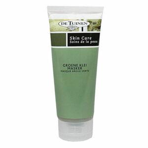 De Tuinen groene klei masker